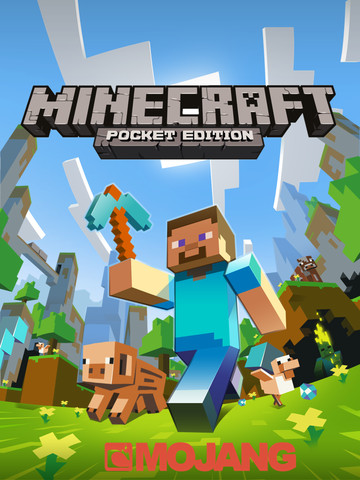Minecraft iPhone iPad game app