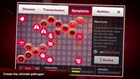 Plague iPhone iPad game app
