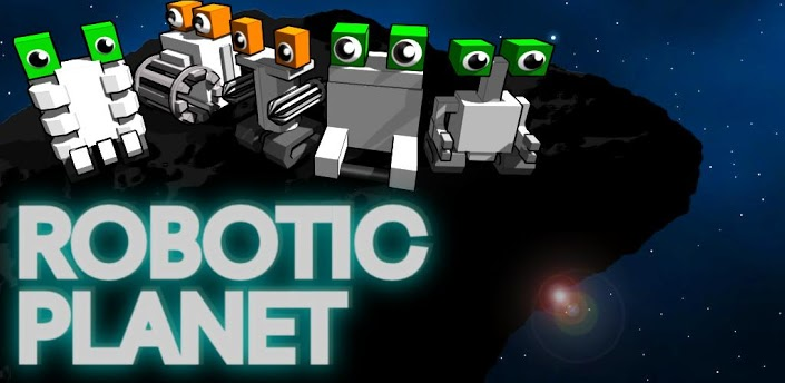 Robotic Planet Android game app
