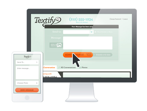 Textify Cloud Based UX