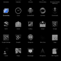 Chromoting Android app Screenshots