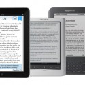 Working out with an e-Reader