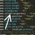 Transparent iframe in IE