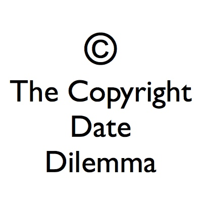 Change copyright date-year in footer