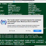 How to Manually Build & Install php-mcrypt on Mac OS X